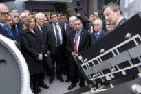 Spazio, davanti al presidente Mattarella firmato in Argentina accordo su uso commerciale dei satelliti