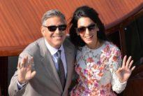 George Clooney e Amal: spesi tre milioni di dollari per la sicurezza dei gemelli tra guardie del corpo e telecamere