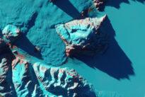 Spazio, dal fascino di Roma e Napoli ai ghiacciai della Groenlandia: le immagini mozzafiato dal satellite Sentinel-2B