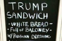 """In Usa spunta il """"Trump sandwich"""": ecco com'è fatto"""