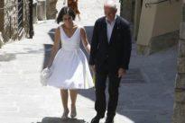 """Il capo della Polizia si sposa, Franco Gabrielli ha detto """"sì"""" a Castiglione d'Orcia"""