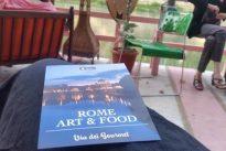 Arte&food a Roma, la guida è interattiva