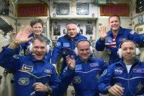 Paolo Nespoli per la terza volta sulla Stazione spaziale