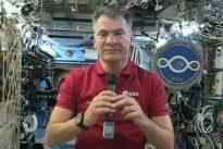 Paolo Nespoli, in diretta dallo spazio: «Vivere in assenza di gravità? Forse lo abbiamo nel Dna»