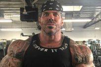 In coma il bodybuilder Rich Piana: «Overdose di anabolizzanti»