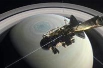 Spazio, venerdì l'ultimo tuffo di Cassini tra gli anelli di Saturno