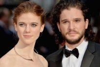 Kit Harington e Rose Leslie pronti a dirsi &ldquo-sì&rdquo-: le due star di Game of Thrones hanno deciso di sposarsi