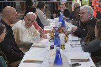 Bologna, evadono dopo pranzo con il Papa: caccia a due detenuti