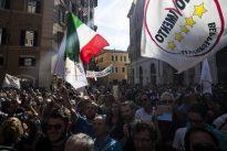 Legge elettorale, la protesta grillina ha il suo rock combat