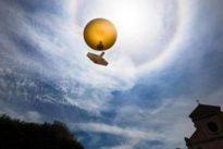 Helios, il pallone-sonda che poi torna a casa
