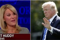 Molestie, ex conduttrice Fox: «Trump cercò di baciarmi in ascensore»