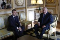 Gerusalemme, scontro Macron-Netanyahu sulla dichiarazione di Trump