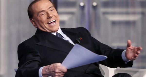 Berlusconi a Porta a Porta: «Abolire la legge Fornero? No, alcune cose vanno tenute»