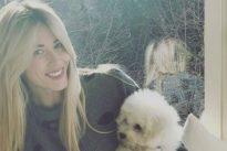 Elena Santarelli risponde a Nadia Toffa: «Mio figlio è un guerriero come te»