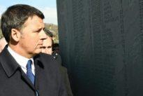 Renzi, la carta antifascista per recuperare a sinistra