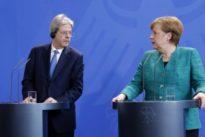 Gentiloni incontra Merkel a Berlino: «Nessun rischio di un governo populista dopo il voto»