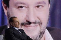 Berlusconi: «Salvini può fare il ministro». Ma lui replica: «Sarò premier, la Lega prenderà un voto in più»