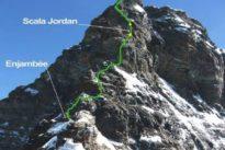 Cervino, precipitano per oltre mille metri: morti due alpinisti
