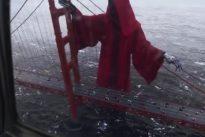 La morte compare sul Golden Gate bridge: l'incredibile effetto speciale