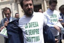 Legittima difesa, ancora uno scontro, Salvini all'Anm: invadete il campo