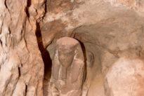 Egitto, nel tempio di Kom Ombo ad Assuan, rinvenuta sfinge di epoca tolemaica