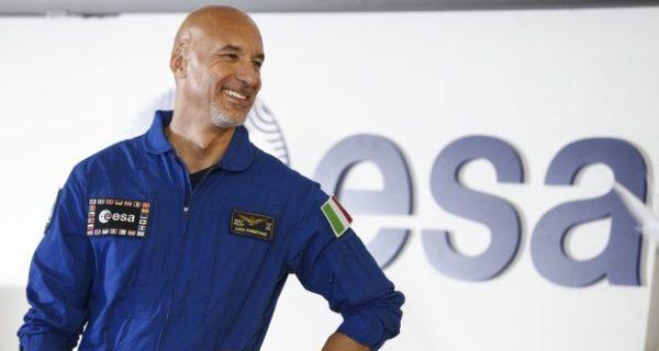 Luca Parmitano torna nello spazio con la missione Beyond