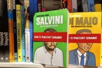 Intervista a fumetti a Dario Campagna: «Disegnare vignette satiriche è come giocare al fantacalcio»