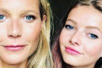 Gli auguri (col permesso) di Gwyneth Paltrow alla figlia Apple