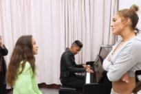 Jennifer Lopez, la figlia di 11 anni canta con la mamma: il video diventa virale