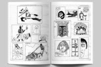 Scarabocchi e classici rivisitati: gli epici fumetti del giovane Mari