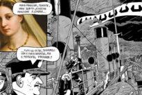 """Il fumetto si fa opera d'arte nella graphic novel """"Ettore e Fernanda"""" di Paolo Bacilieri"""