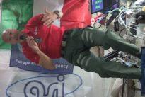 Luca Parmitano, dallo spazio l'allarme per la Terra: «I deserti avanzano e i ghiacciai si sciolgono»