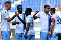 Lazio, 4-2 al Paderborn: Caicedo sblocca, Lulic chiude