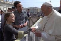 L'appello del Papa agli scout d'Europa: «Salvate il pianeta terra»