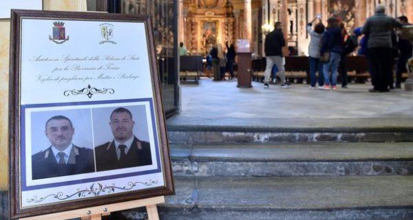 Trieste, oggi i funerali dei due agenti uccisi in Questura