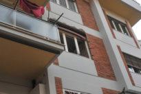 Ostia, esplode appartamento, donna ferita: forse una fuga di gas