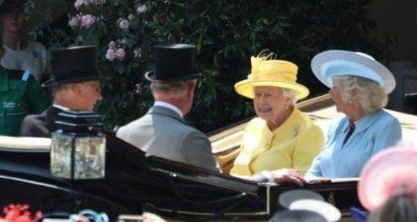 Coronavirus Inghilterra: Regina Elisabetta, Carlo e Camilla in quarantena