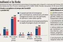 Coronavirus, funzioni religiose sospese: il 68% degli italiani è d'accordo
