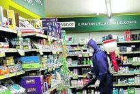 Fase 2, stop alla spesa nei supermercati della Capitale: – 10%